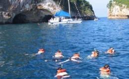 Scuba Dive at Los Arcos and Majahuitas Puerto Vallarta Yachts