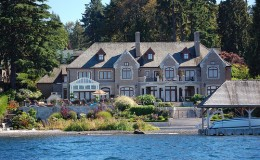 Lake Washington Mansion