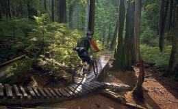 north shore mountain biking