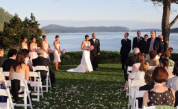 Wedding Reception Charters Pacific Northwest