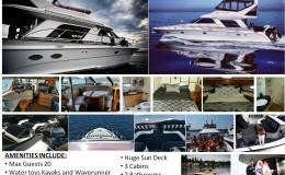 53′ Prima Luxury Yacht