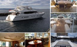 70′ Luxury Yacht