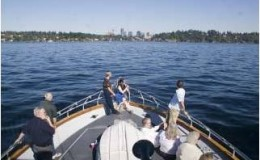 Group Outings Yachts Pacific Northwest
