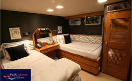 Business Yacht Charter Seattle
