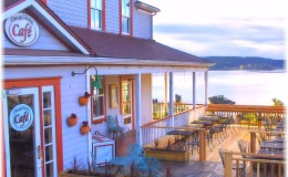 Orcas Hotel Cafe