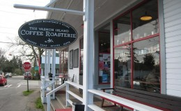The Vashon Island Coffee Roasterie