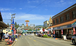 Front Street Northeast, Poulsbo