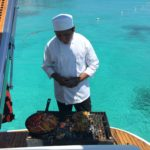 Cooking & Catering on Yacht