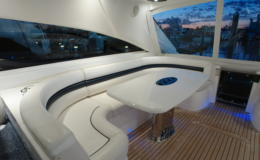 022 Starboard Settee