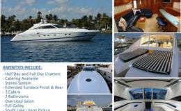 65′ Viking Luxury Yacht