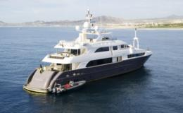 Komokwa Luxury Mega Yacht