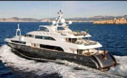 Komokwa Luxury Mega Yacht 29