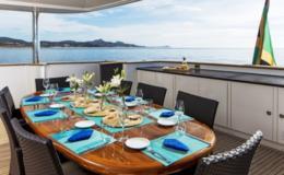 Komokwa Luxury Mega Yacht 6